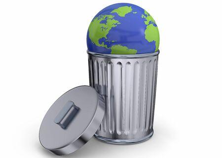 papelera de reciclaje: Mundial en la Papelera de reciclaje