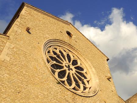 escarapelas: La abadía antigua de Valvisciolo