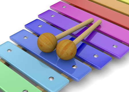 Xylophone 3D
