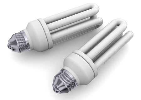 Low Consumption Light Bulb 3D