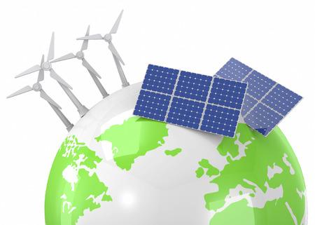 Renewable Energy 3D