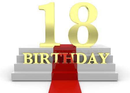 18 Birthday 3D