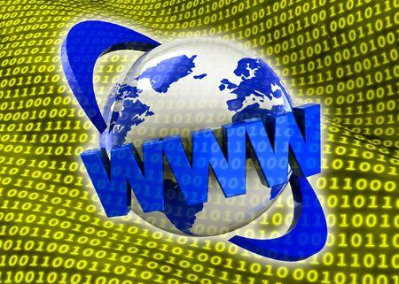 Digital world 3d