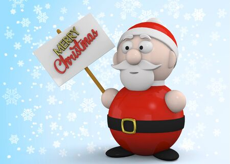 Santa Claus 3d Imagens