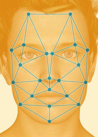 The Facial Recognition - 3D Imagens