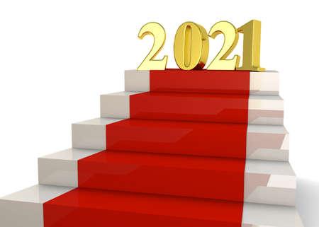 2021 ON RED CARPET - 3D Imagens