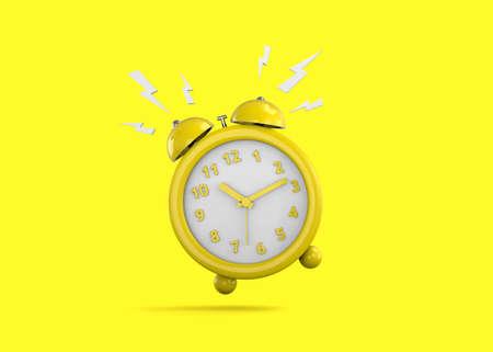 Colorfull Alarm Clock - 3D