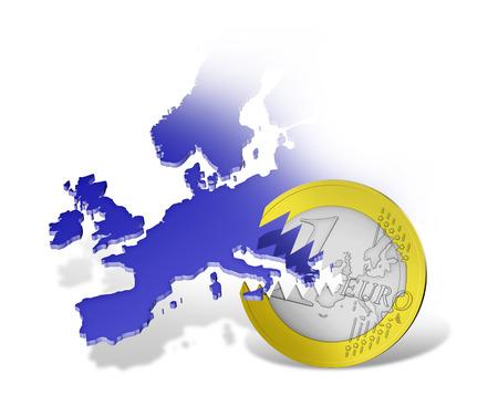 Euro and financial crisis