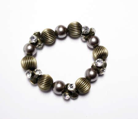 anklet: Jewelry Stock Photo