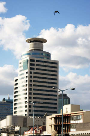 Downtown Harare Stock Photo