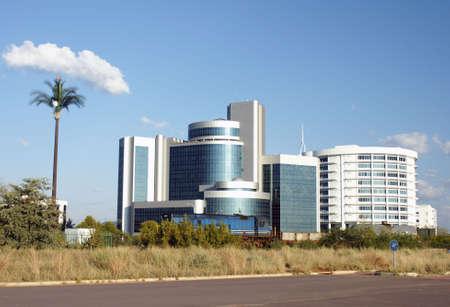 Gaborone City