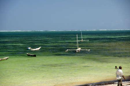 Fronte spiaggia Archivio Fotografico