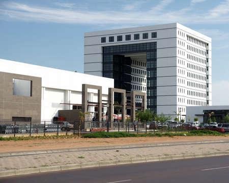 SQUARE MART BUILDING, BOTSWANA