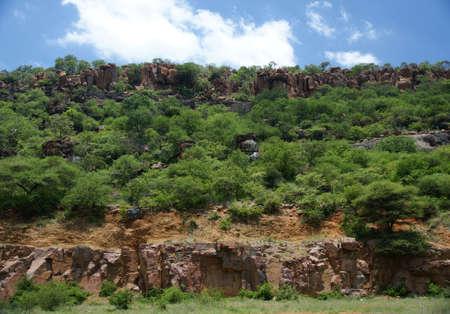 Quarry Stock Photo