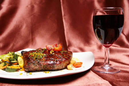 Groppa steak
