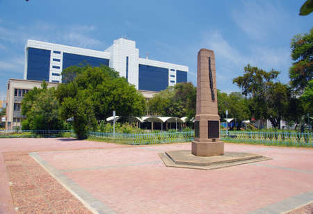 Monument  Stock Photo