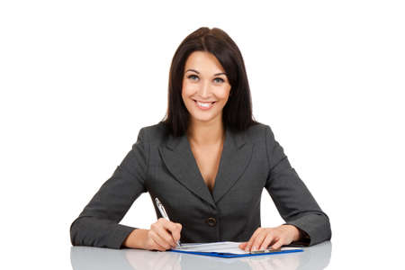 Businesswoman Stock Photo - 11057296