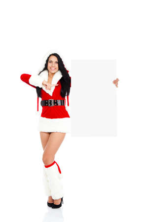 christmas girl Stock Photo - 16116954
