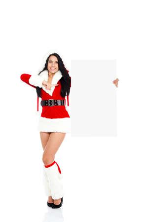 christmas girl Stock Photo - 16116954