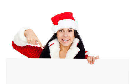 christmas girl Stock Photo - 16116944