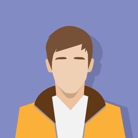 profile picture: profile icon male avatar portrait casual person