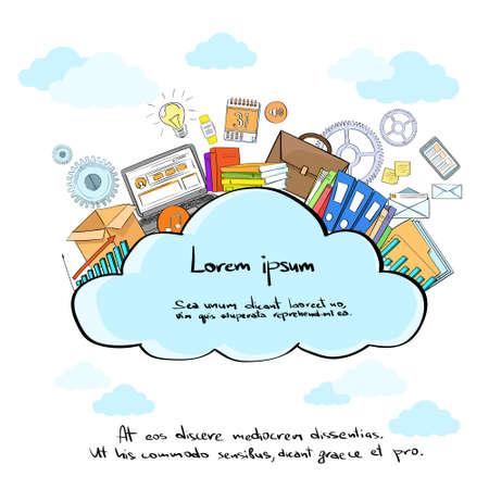 aplication: Cloud Logo Storage Internet Aplication Hosting Technology