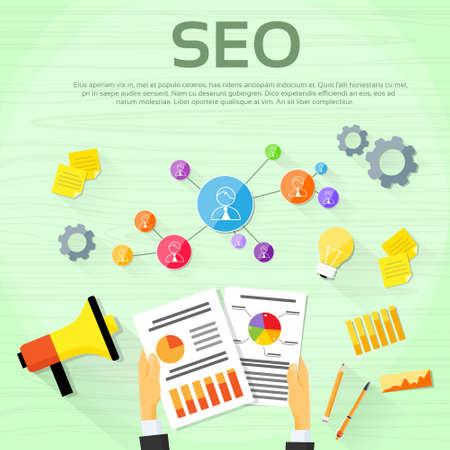 Seo Digital marketing Web Designer Workplace