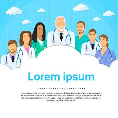 equipe medica: Team Medico