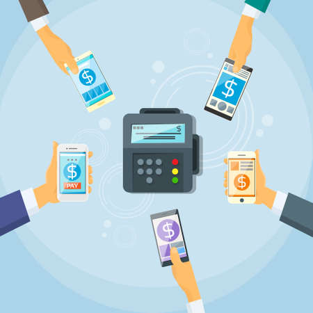 nfc: Smart Phone Mobile Payment Device Nfc