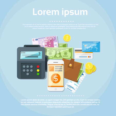 Payment Options  Ilustrace