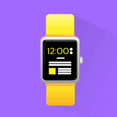 electronic device: Smart Watch Electronic Device Icon