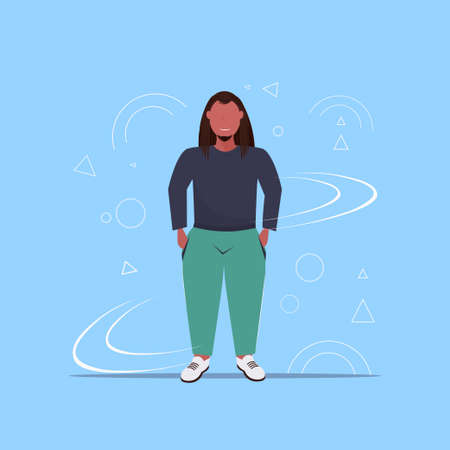 fat overweight man standing pose unhealthy lifestyle concept obese guy in casual clothes over size male cartoon character full length flat vector illustration