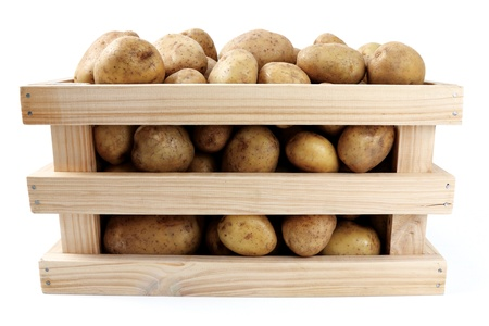potatoes photo