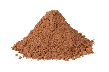ココア: チョコレート 写真素材