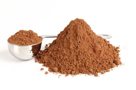 dry powder: chocolate