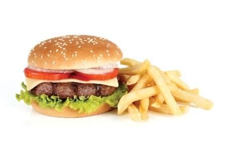 hamburguesa: hamburguesa