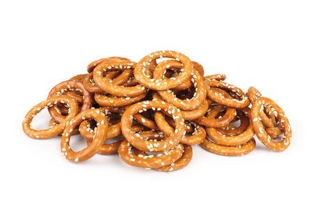 pretzels: pretzel