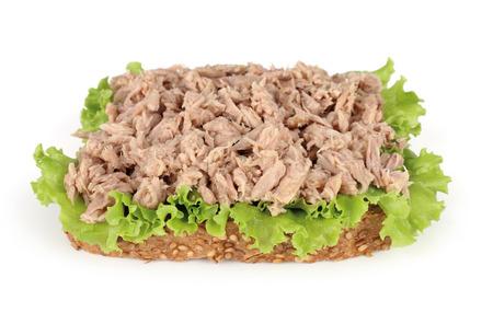 tuna sandwich photo
