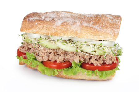 provocative food: sandwich