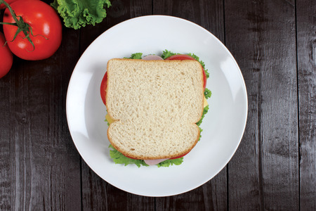 food dish: sandwich