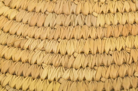 sisal: abstract texture of sisal Stock Photo
