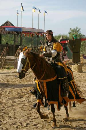 OBIDOS, PORTUGAL - JULY 16: Scenes od Medieval Market of Obidos 2010 July 16, 2010 in Obidos, Portugal  Editorial