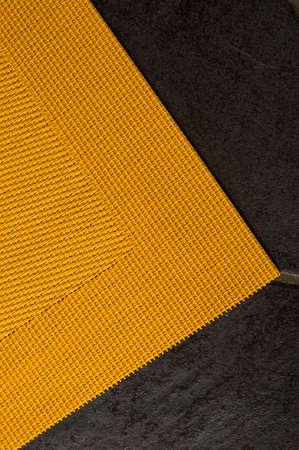 plate cloth Stock Photo
