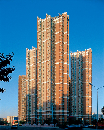 rise to the top: Harbin high-rise residential buildings