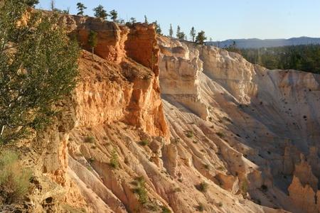 Sunset Inside Bryce Canyon photo