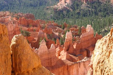 Sunrise On Bryce Canyon Stock Photo - 13271824