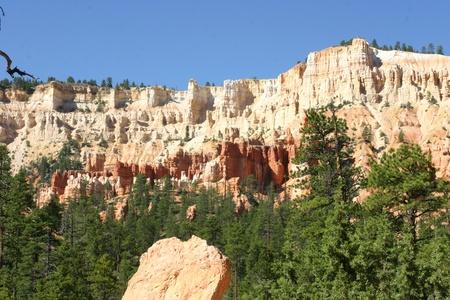 White Rocks - Bryce Canyon, Utah photo