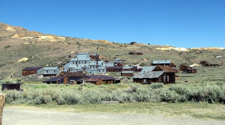 Bodie Ghost Town   Stock Photo - 13670043