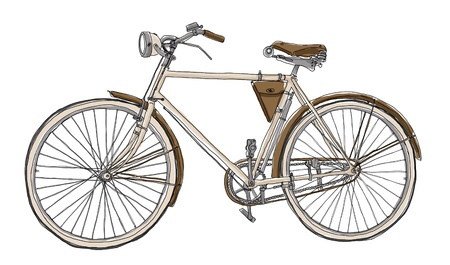 bicycles vintage