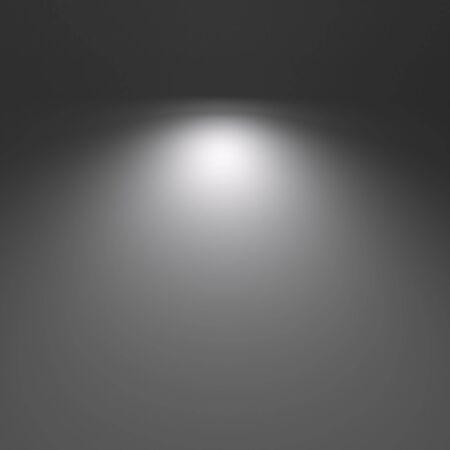 Light in the dark  background